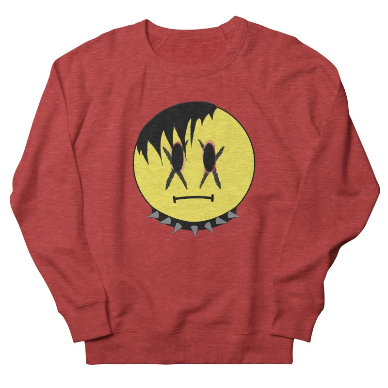 Goth Kid Men's French Terry Sweatshirt by It's Me Stevie Leigh