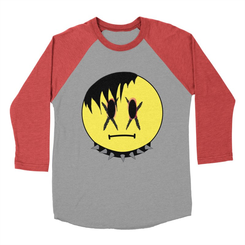 Goth Kid Men's Baseball Triblend Longsleeve T-Shirt by It's Me Stevie Leigh