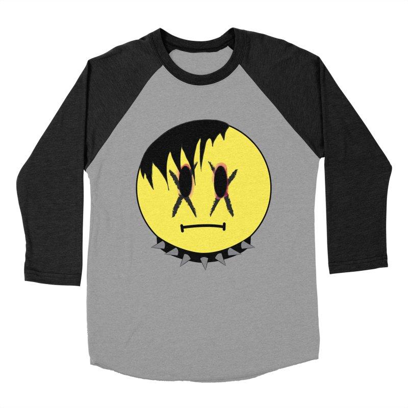 Goth Kid Men's Baseball Triblend T-Shirt by It's Me Stevie Leigh
