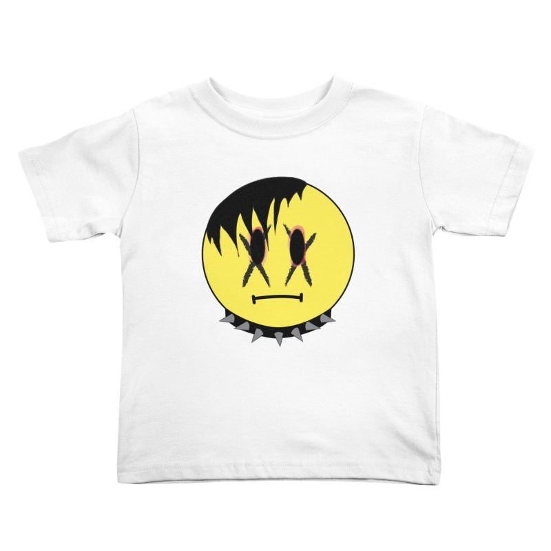 Goth Kid Kids Toddler T-Shirt by It's Me Stevie Leigh