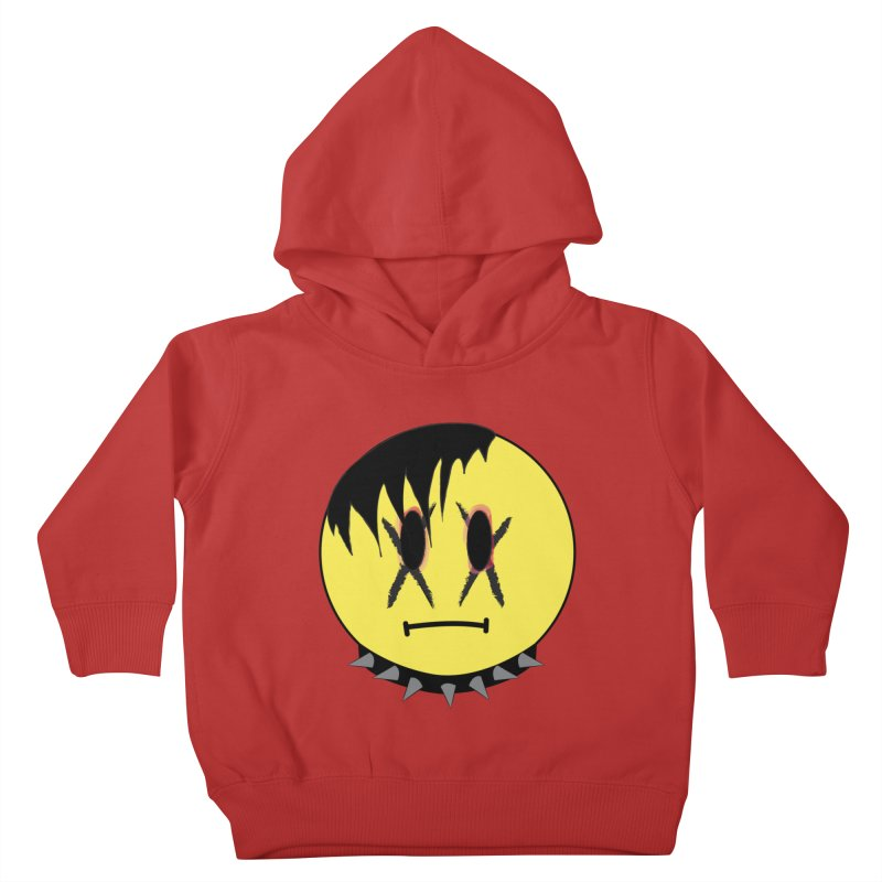 Goth Kid Kids Toddler Pullover Hoody by It's Me Stevie Leigh