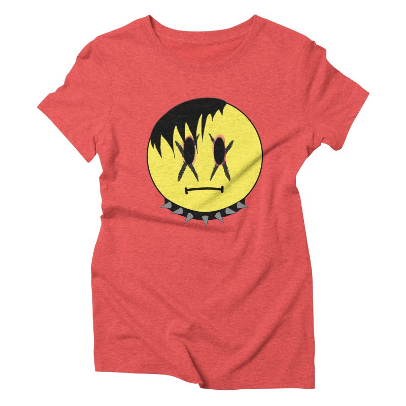 Goth Kid Women's Triblend T-Shirt by It's Me Stevie Leigh