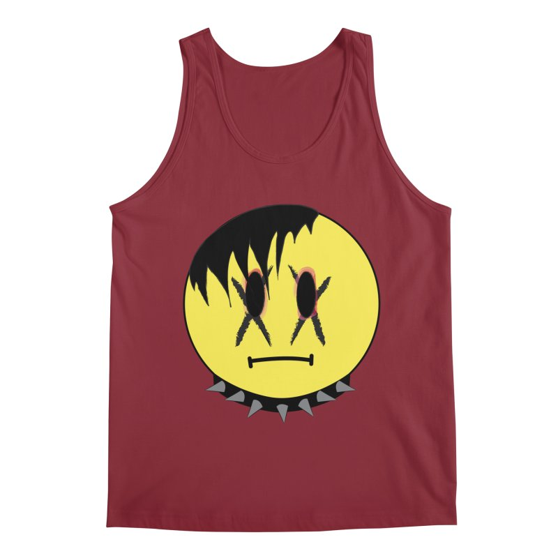 Goth Kid Men's Regular Tank by It's Me Stevie Leigh