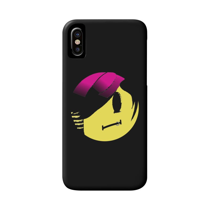 Scene Queen in Black Accessories Phone Case by It's Me Stevie Leigh