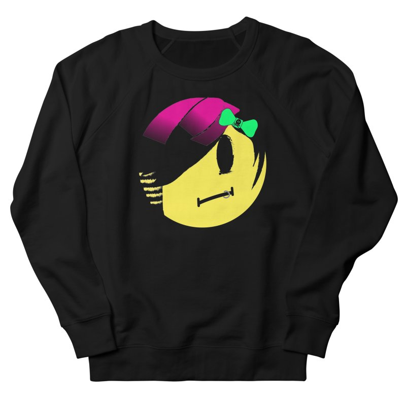 Scene Queen in Black Women's French Terry Sweatshirt by It's Me Stevie Leigh