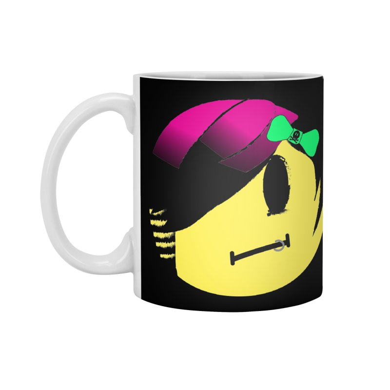 Scene Queen in Black Accessories Standard Mug by It's Me Stevie Leigh