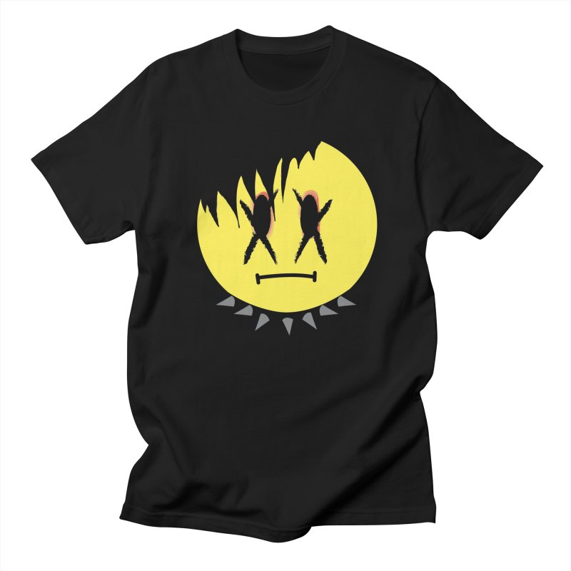 Goth Kid in Black Men's T-Shirt by It's Me Stevie Leigh