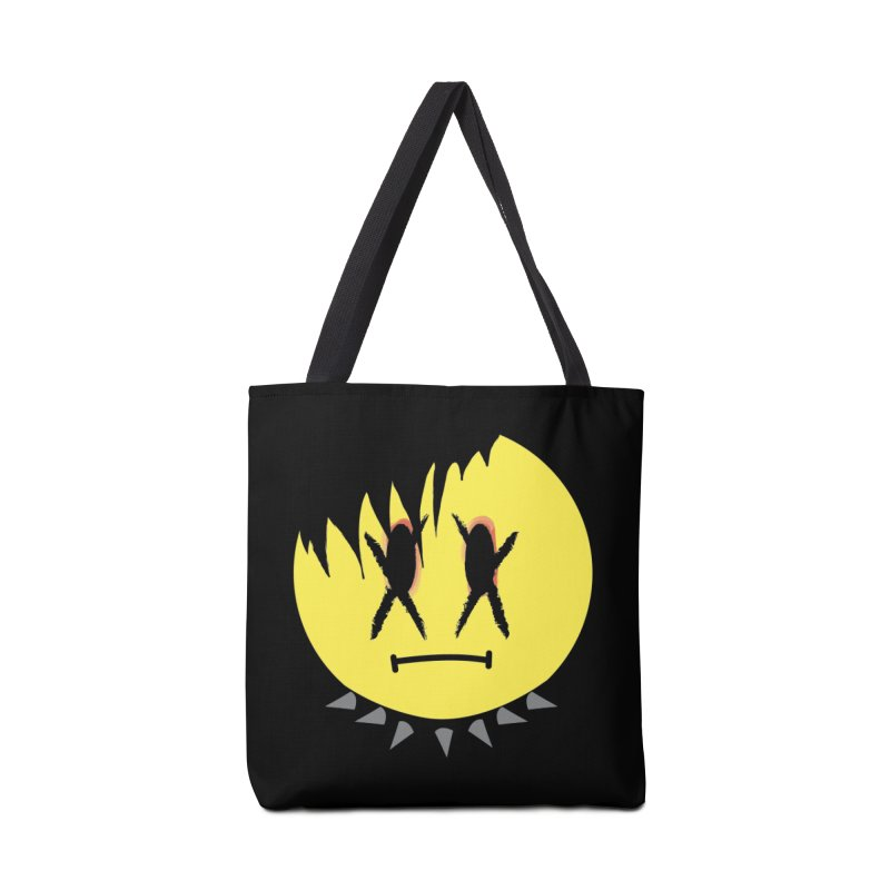 Goth Kid in Black Accessories Tote Bag Bag by It's Me Stevie Leigh
