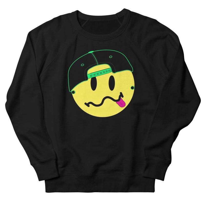 Pop Punk Kid in Black Women's French Terry Sweatshirt by It's Me Stevie Leigh