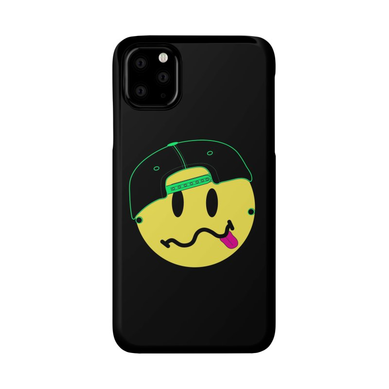 Pop Punk Kid in Black Accessories Phone Case by It's Me Stevie Leigh