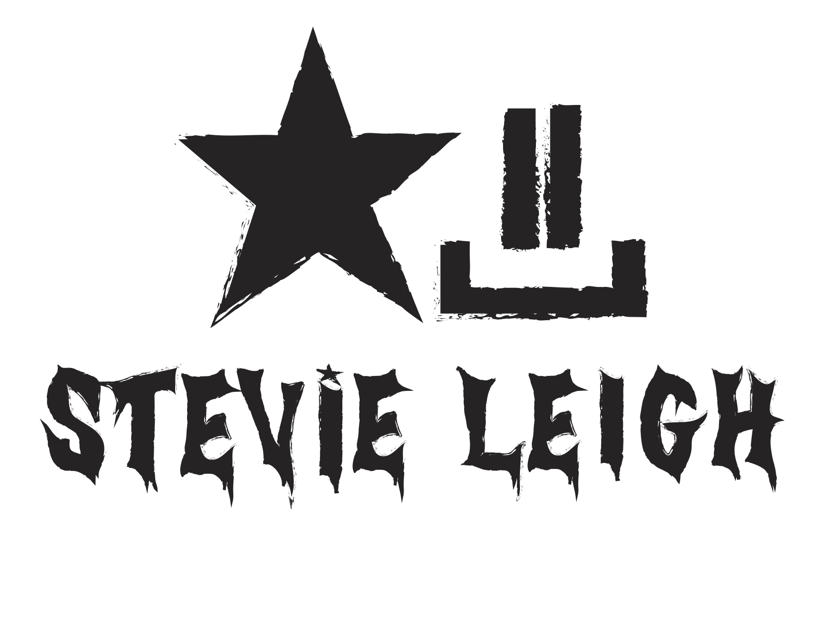 It's Me Stevie Leigh Logo