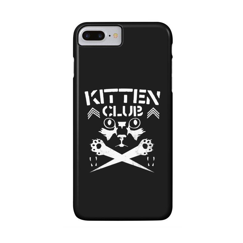 Kitten Club Accessories Phone Case by Stevie Richards Artist Shop