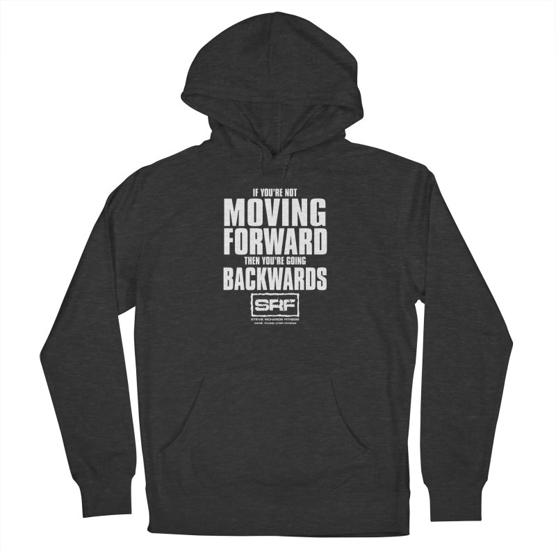 Moving Forwards Men's Pullover Hoody by Stevie Richards Artist Shop