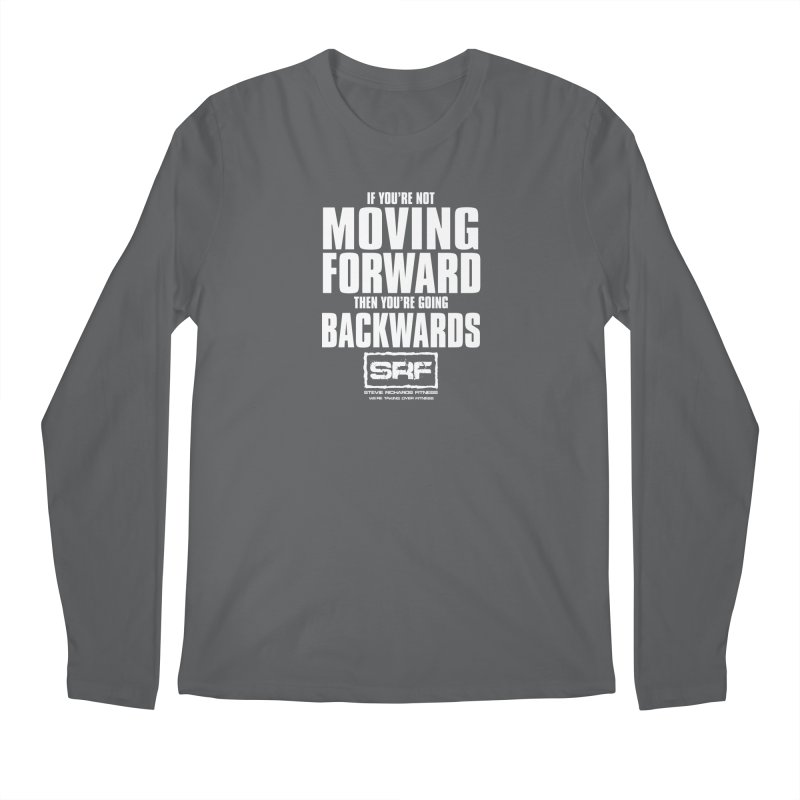 Moving Forwards Men's Regular Longsleeve T-Shirt by Stevie Richards Artist Shop