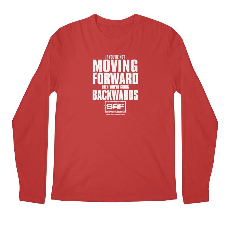 Moving Forwards Men's Longsleeve T-Shirt by Stevie Richards Artist Shop