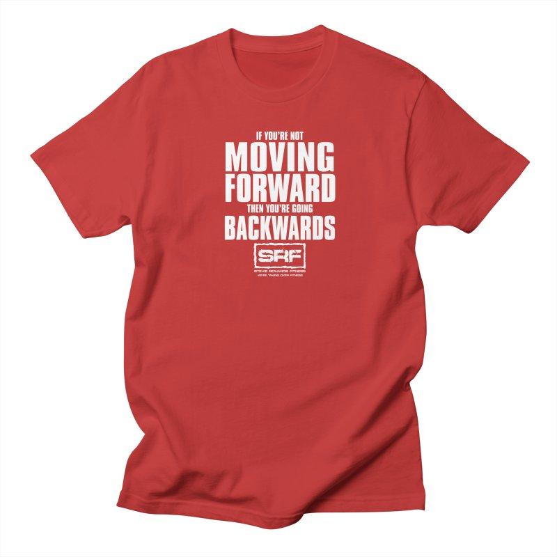 Moving Forwards Women's Unisex T-Shirt by Stevie Richards Artist Shop