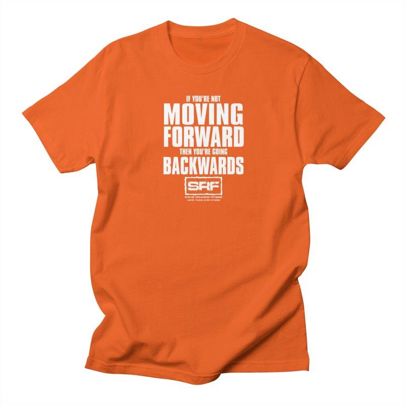 Moving Forwards Women's Regular Unisex T-Shirt by Stevie Richards Artist Shop