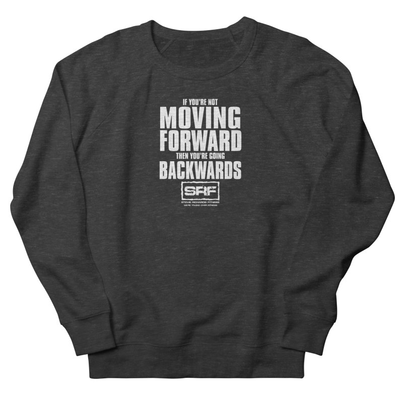 Moving Forwards Men's Sweatshirt by Stevie Richards Artist Shop