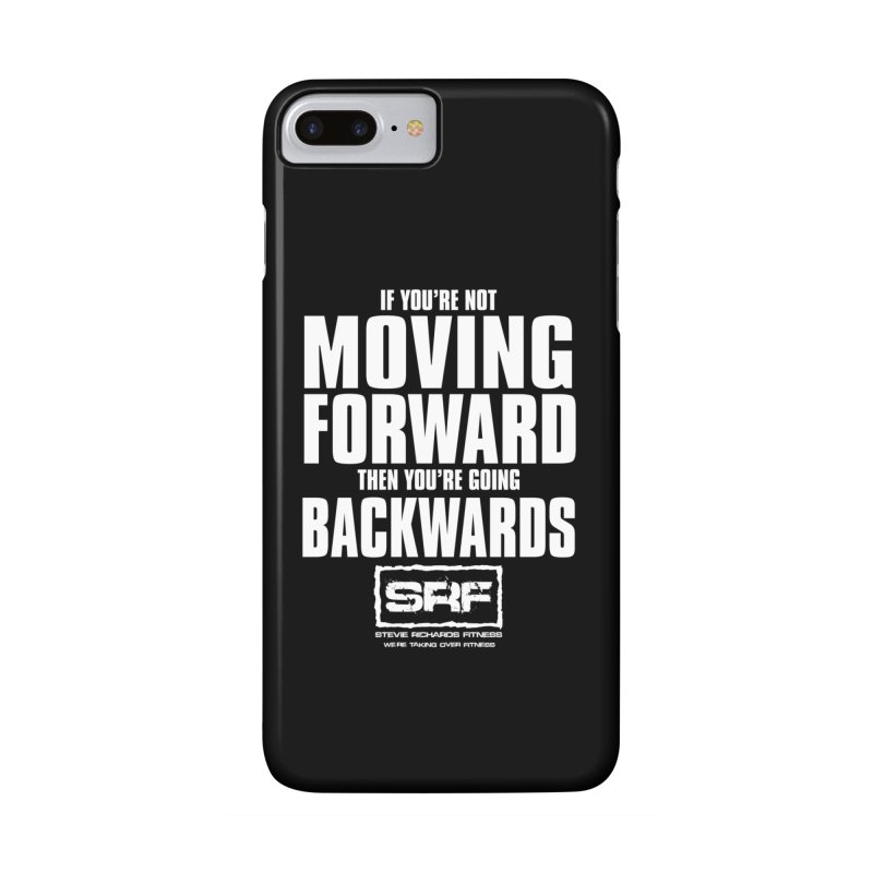 Moving Forwards Accessories Phone Case by Stevie Richards Artist Shop