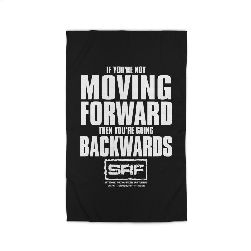 Moving Forwards Home Rug by Stevie Richards Artist Shop