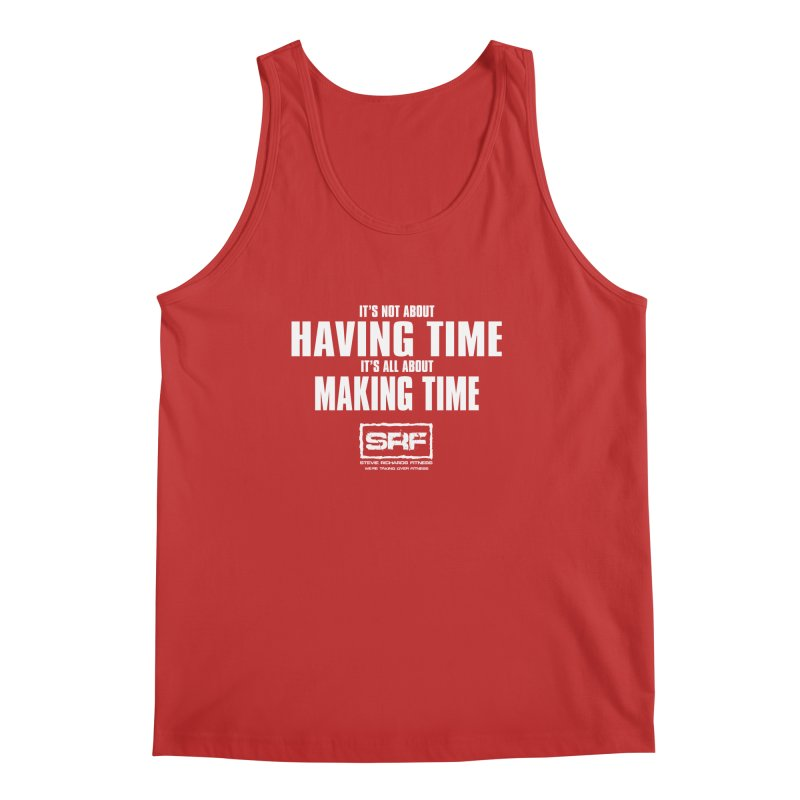 Make the time Men's Tank by Stevie Richards Artist Shop