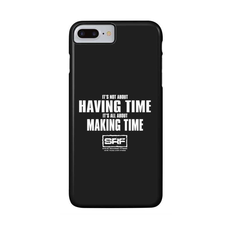 Make the time Accessories Phone Case by Stevie Richards Artist Shop