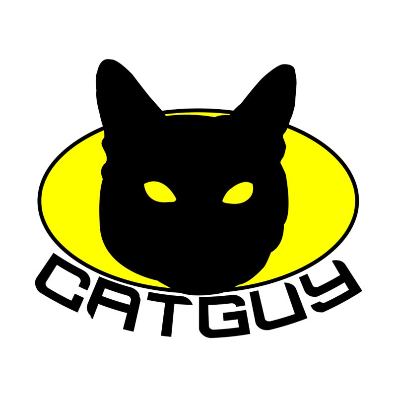 CAT-GUY! by Stevie Richards Artist Shop