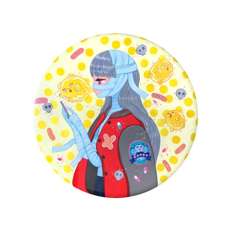 Sick Girls Club by STICKYMONGER