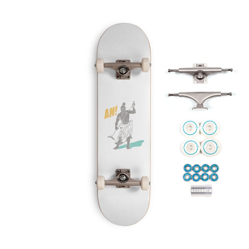 AH! Accessories Skateboard by stickysyrups's Artist Shop