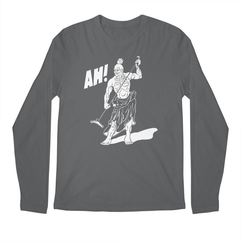 AH! Men's Longsleeve T-Shirt by stickysyrups's Artist Shop