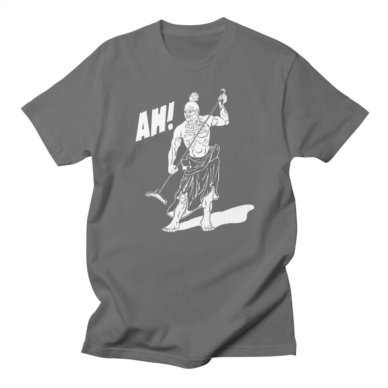 AH! Men's T-Shirt by stickysyrups's Artist Shop