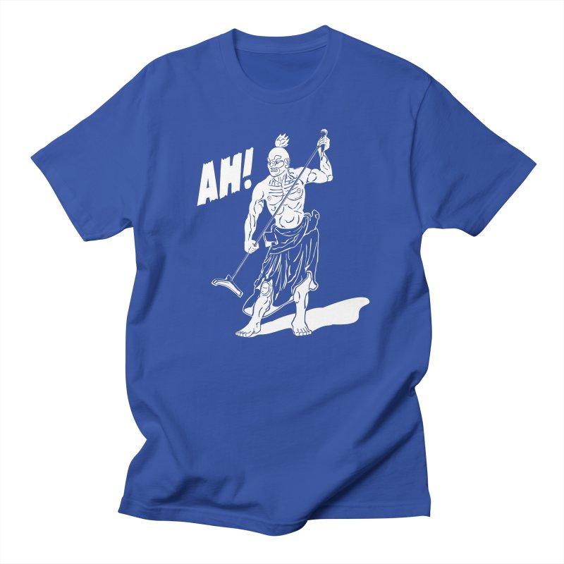 AH! Men's Regular T-Shirt by stickysyrups's Artist Shop