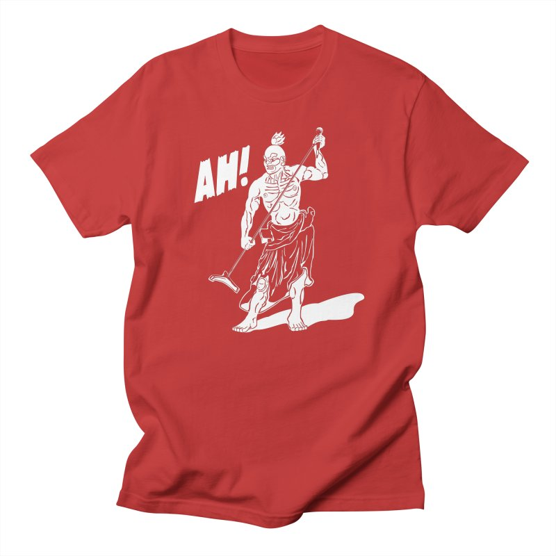 AH! Men's T-Shirt by stickysyrups's Artist Shop