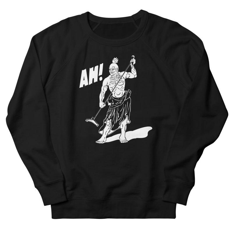 AH! Men's Sweatshirt by stickysyrups's Artist Shop