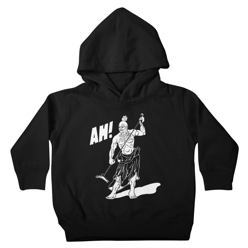 AH! Kids Toddler Pullover Hoody by stickysyrups's Artist Shop
