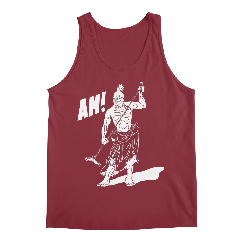 AH! Men's Regular Tank by stickysyrups's Artist Shop