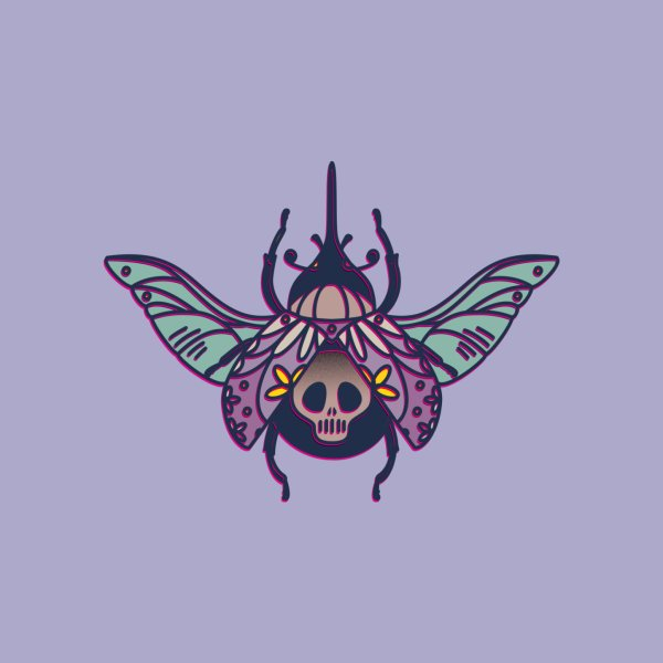 image for Beetle Skull