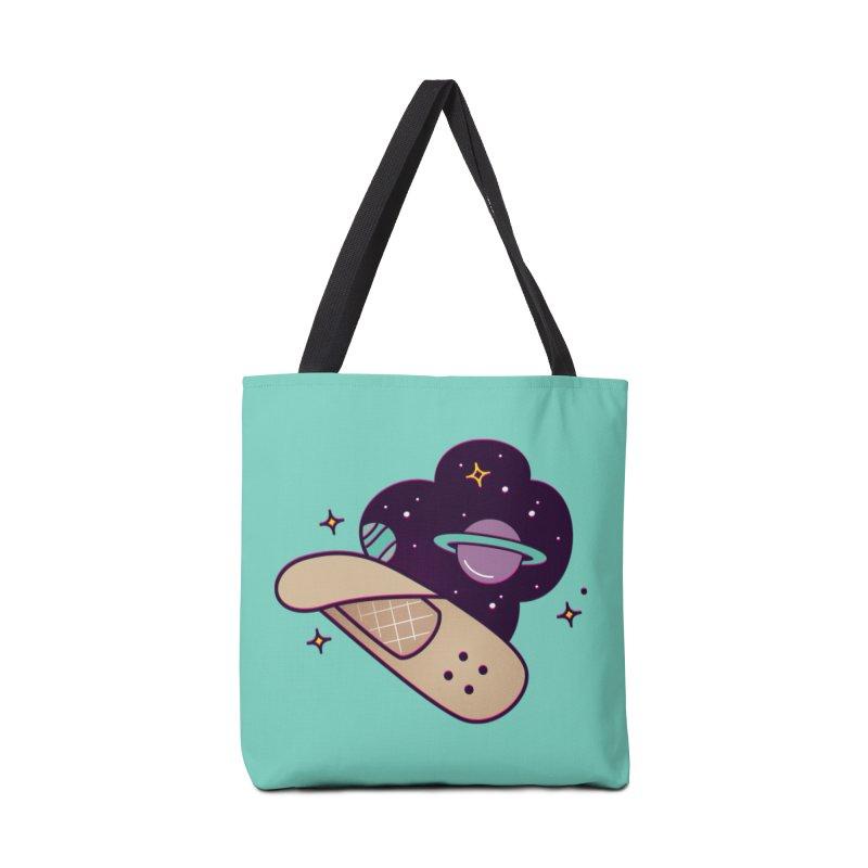 Scar Tissue Accessories Bag by stifflines's Artist Shop