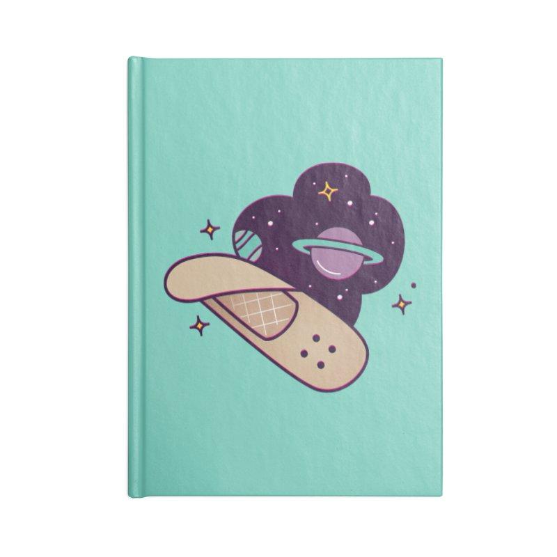 Scar Tissue Accessories Notebook by stifflines's Artist Shop