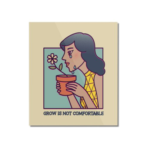 image for Grow Is Not Comfortable