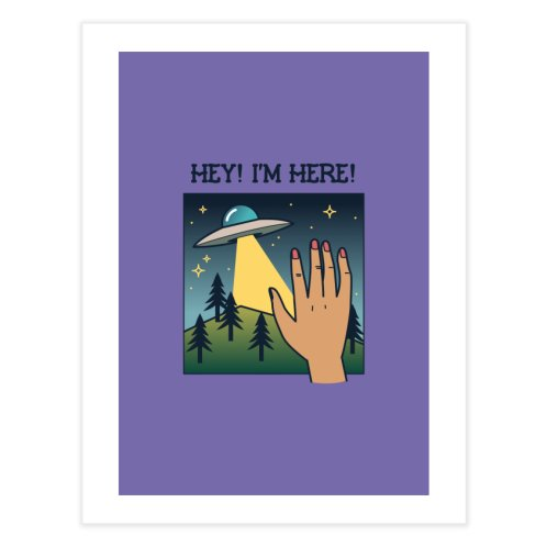 image for Hey! I'm Here!