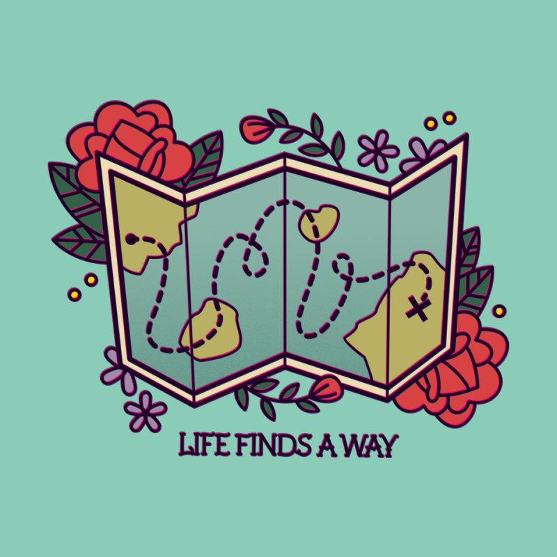 Life Finds a Way by stifflines's Artist Shop