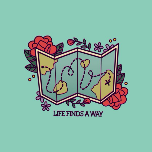 image for Life Finds a Way