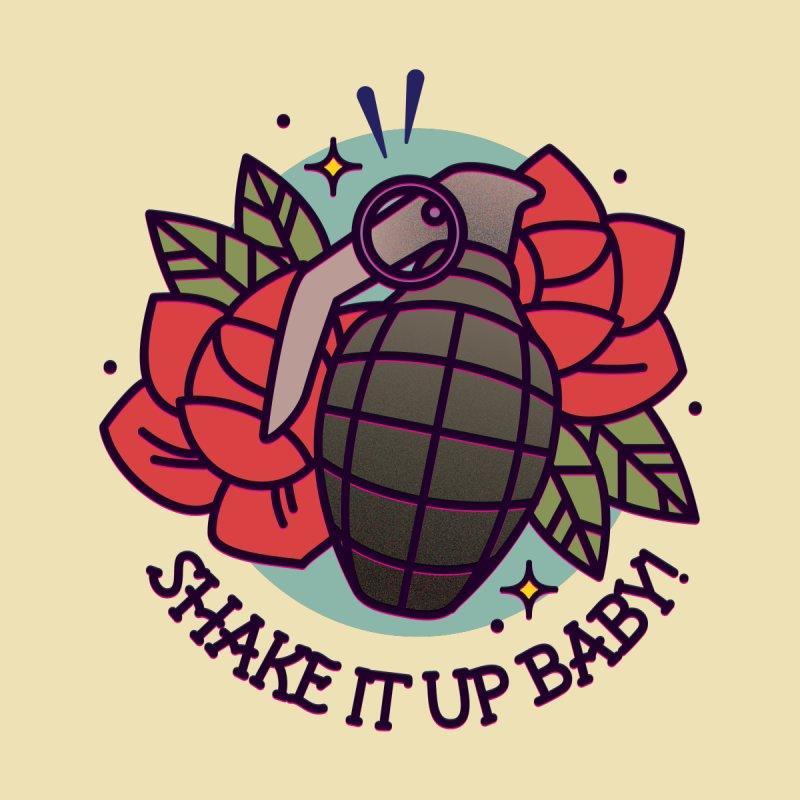 Shake It Up, Baby! by stifflines's Artist Shop