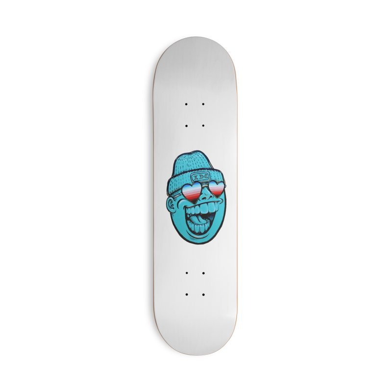 Two flowers in sunshine watch each other grow Accessories Deck Only Skateboard by Stiky Shop