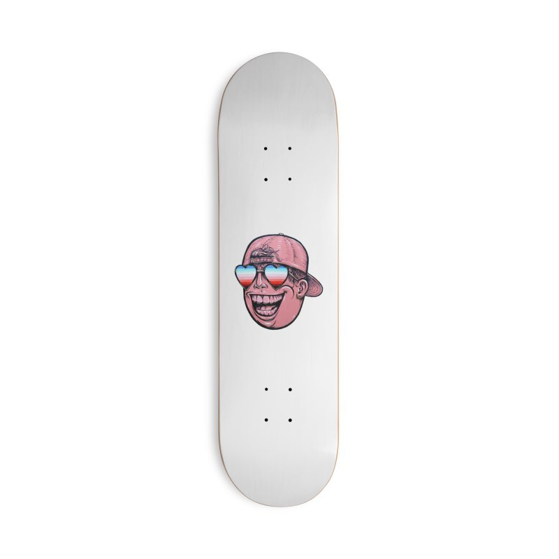 Two flowers in sunshine watch each other grow #2 Accessories Deck Only Skateboard by Stiky Shop