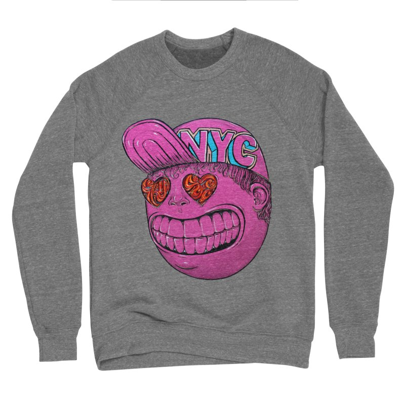 Waiting for the summer heat Women's Sponge Fleece Sweatshirt by Stiky Shop