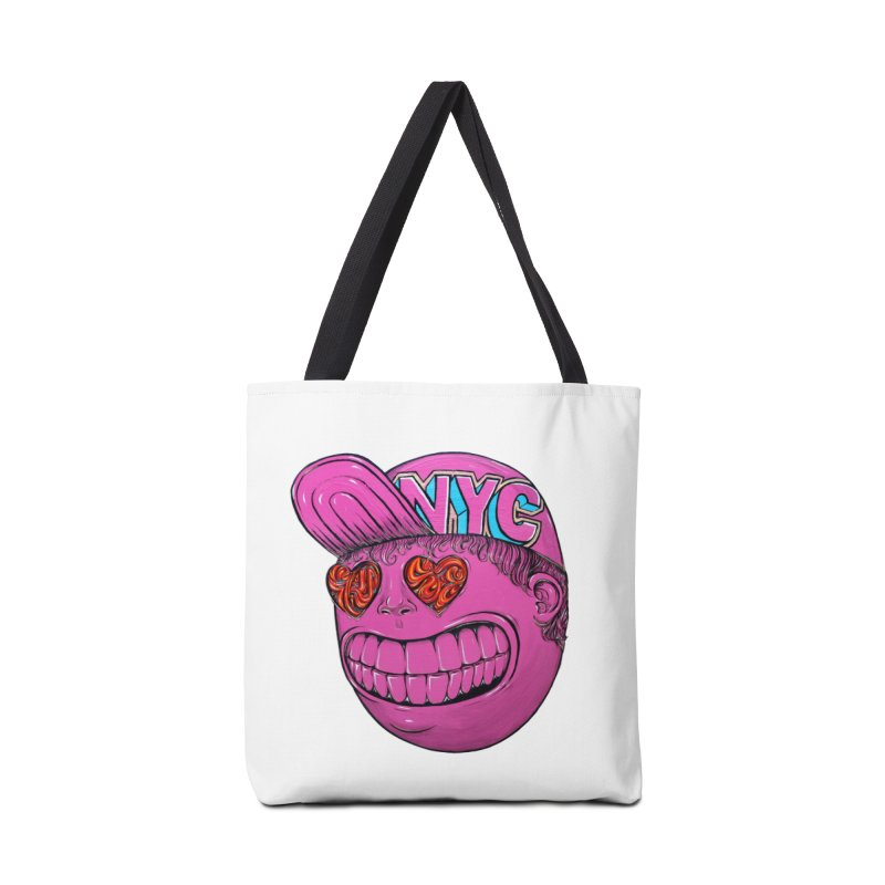 Waiting for the summer heat Accessories Tote Bag Bag by Stiky Shop