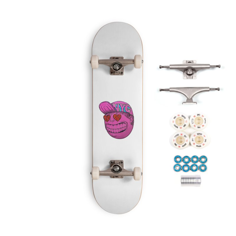 Waiting for the summer heat Accessories Complete - Premium Skateboard by Stiky Shop