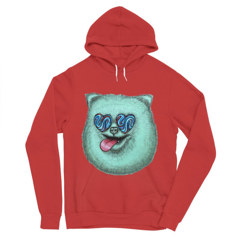 A walk in the park is the ultimate luxury available to all Men's Sponge Fleece Pullover Hoody by Stiky Shop
